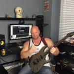 Jason Stallworth - Metal Musician Studio Recording