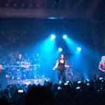 Nightwish, Sonata, Delain 2016 – Ybor Tampa
