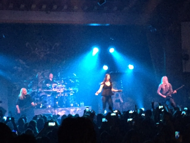 Nightwish - 2016 Tampa Ybor City - The Ritz