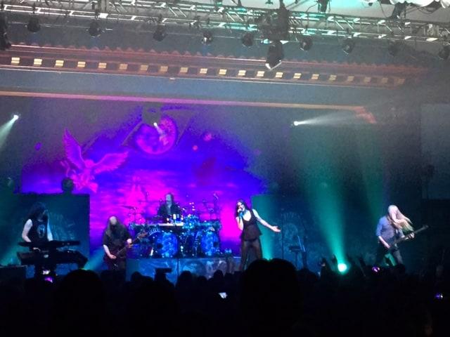 Nightwish - 2016 Tampa Ybor City - The Ritz