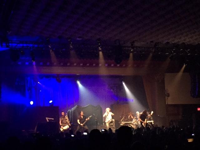 Sonata Arctica 2016 - The Ritz, Ybor City - Tampa
