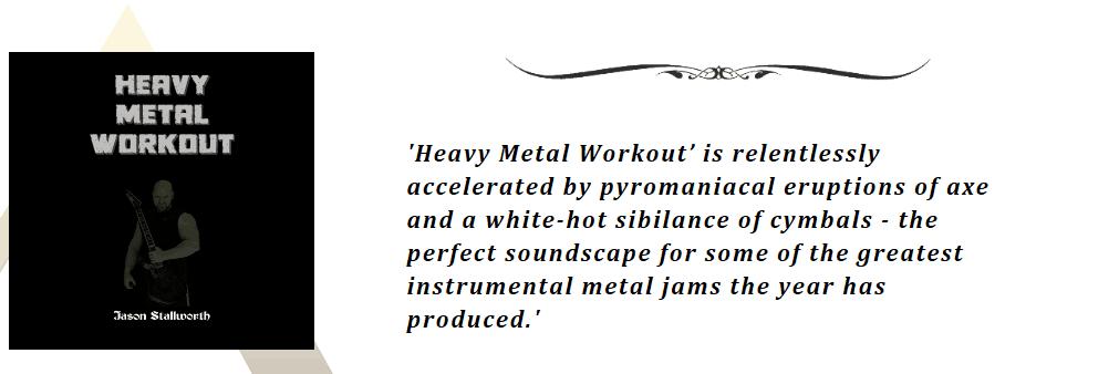 Akademia Best Heavy Metal Album June 2016 write up