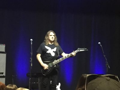 Dave Ellefson Clinic at Replay Guitar Exchange 3