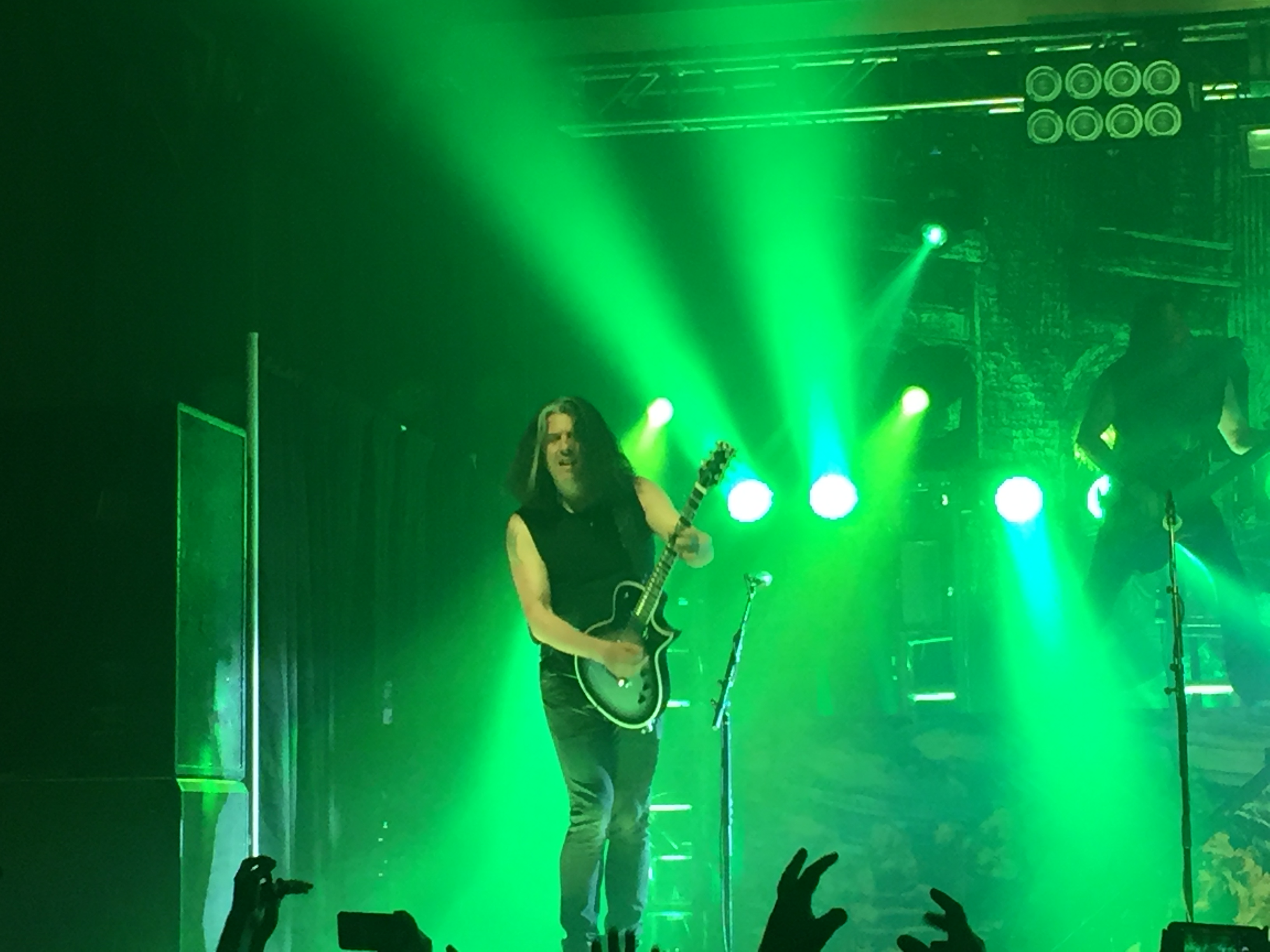 Alex Skolnick - Testament Live at The Ritz