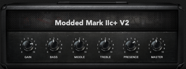 BIAS FX 2 Modded Mark IIc+ V2