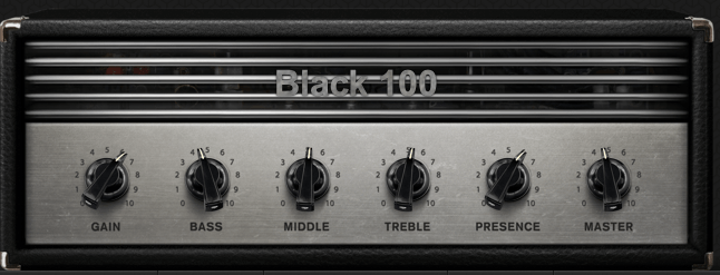 BIAS FX 2 Black 100